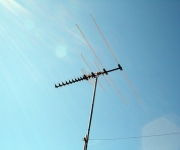 JB7 Digital/Analogue Antenna w/ Mast