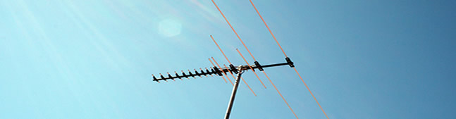 TV Antenna Masting